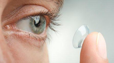 Igiena lentilelor de contact