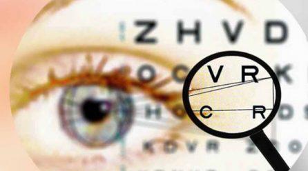Principalele tulburări de vedere