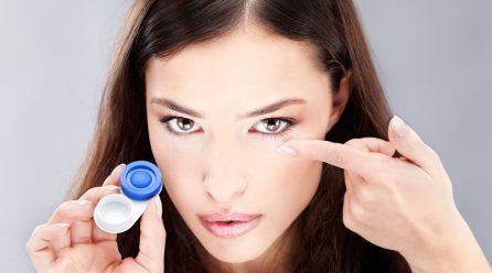 Sfaturi pentru igiena și utilizarea corectă a lentilelor de contact